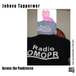 Jehova Tapperwer - Across the Punkiverse E.P.